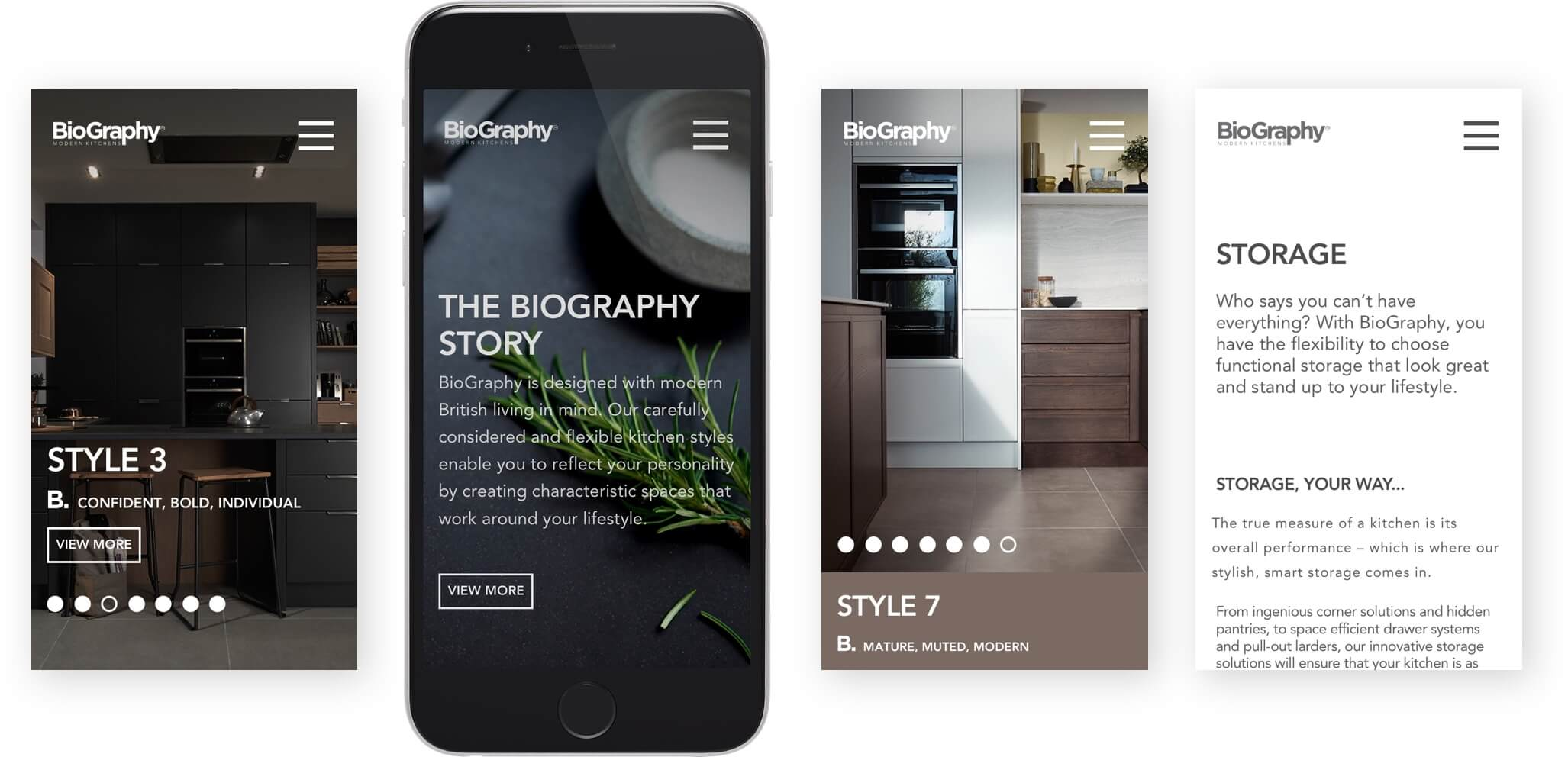 Biography mobile screens@2x