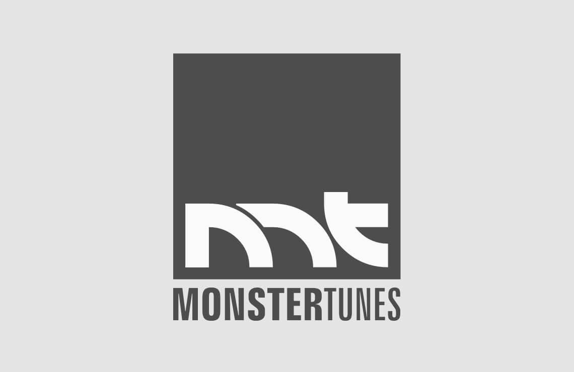 VariousLogos - Monster Tunes@2x