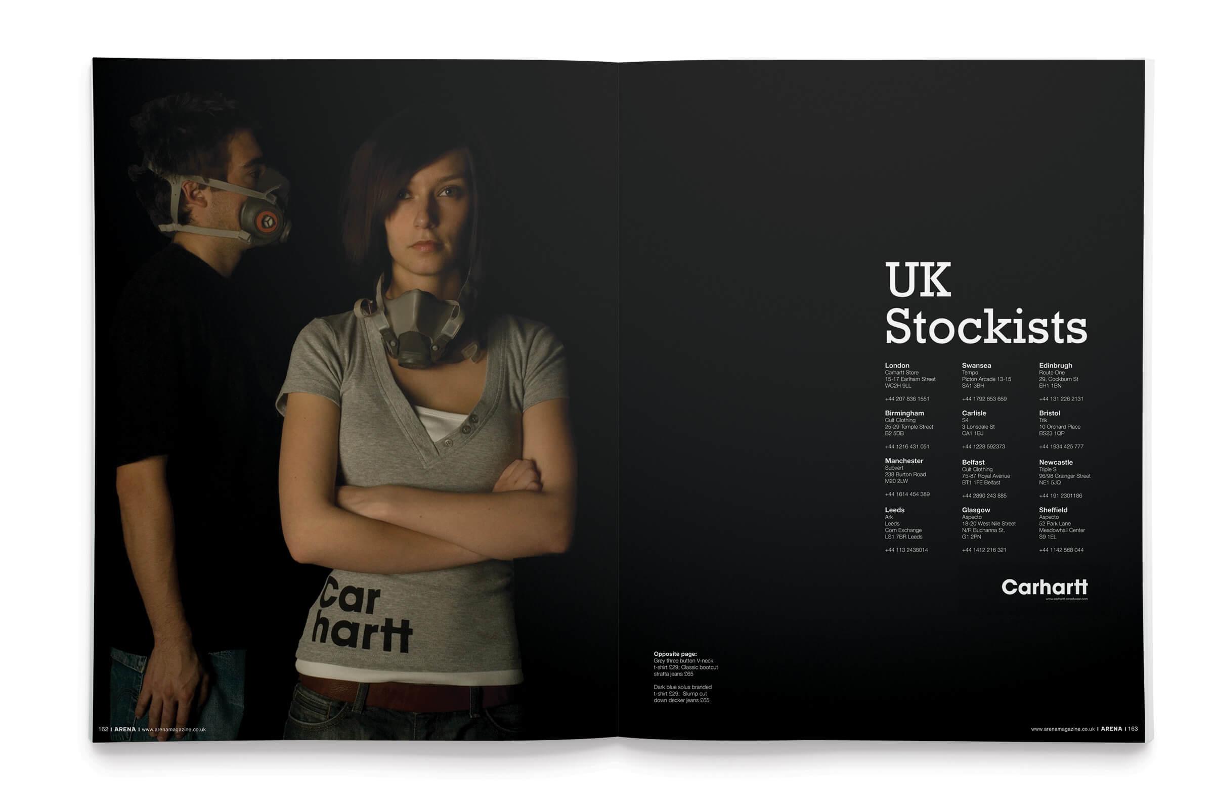 Arena Magazine-Carhartt spread 4