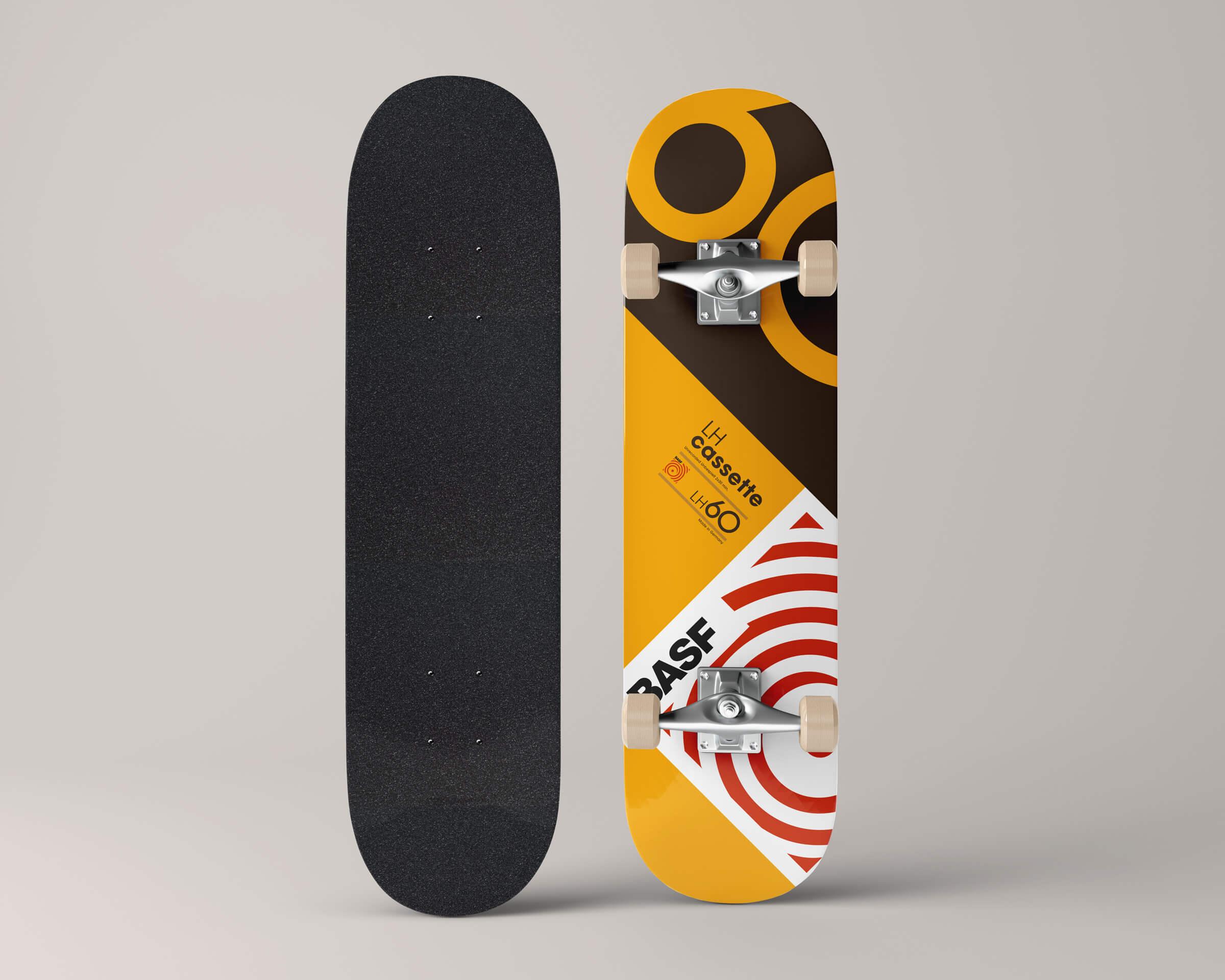 Skateboard-BSAF-LH60